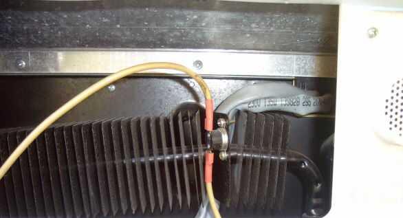 Kühlschranklüfter : Welche leitungen sind für kühlschranklüfter die richtigen hme